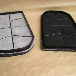 2 x vnútorný - peľový filter BMW E38