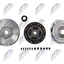 Spojková sada so zotrvačníkom so sadou skrutiek VW PASSAT 99-05, AUDI A4/A6 99-05, SKODA SUPERB 01-08 ENG.1.8,1.8T,2.0,1.9TDI