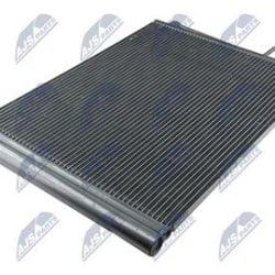 Kondenzátor, chladič klimatizácie BMW 5 F10-F11-F18 (10-) 520 I, 5 GT F07 (09-) 528 I