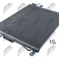 Kondenzátor, chladič klimatizácie JEEP GRAND CHEROKEE (WJ, WG) (99-) 2.7 CRD