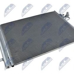 Kondenzátor, chladič klimatizácie FORD KUGA (13-) 1.5 TDCI, TRANSIT, TOURNEO CONNECT (13-) 1.6 ECOBOOST