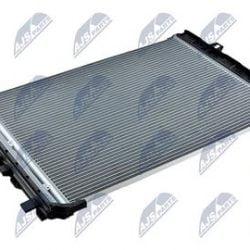 Kondenzátor, chladič klimatizácie MERCEDES A-CLASS, B-CLASS, CLA-CLASS, GLA-CLASS