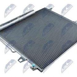 Kondenzátor, chladič klimatizácie MERCEDES GL-CLASS W 164, ML-CLASS W 164, R-CLASS W 251