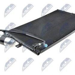 Kondenzátor, chladič klimatizácie SAAB 9-5 (YS3E) (97-) 1.9 TID