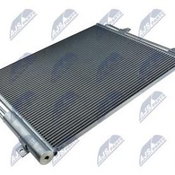 Kondenzátor, chladič klimatizácie SEAT ALHAMBRA (710) (10-) 1.4 TSI, VOLKSWAGEN SHARAN (7N) (10-) 1.4 TSI