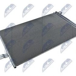 Kondenzátor, chladič klimatizácie VOLKSWAGEN MULTIVAN (SG) (15-)