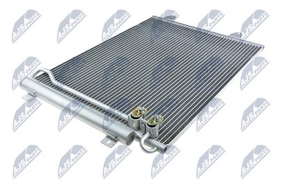 Kondenzátor, chladič klimatizácie VOLKSWAGEN PASSAT CC, B6, B7