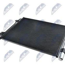 Kondenzátor, chladič klimatizácie VOLKSWAGEN TIGUAN (5N) (07-) 1.4 TSI