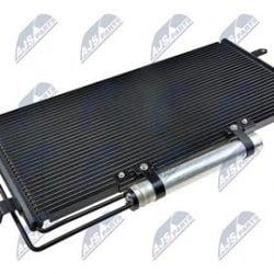 Kondenzátor, chladič klimatizácie VOLKSWAGEN TRANSPORTER T4 (70X, 7D) (90-) 1.9 TD