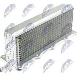 Chladič plniaceho vzduchu Intercooler AUDI, VW, SKODA, SEAT