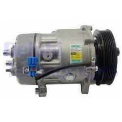 Kompresor klimatizácie VW LT28-46, T4 SD7V16, VW Multivan V, VW T5